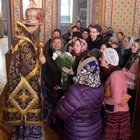 Духовенство и прихожане Томской епархии поздравили митрополита Ростислава с Днем ангела