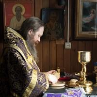 Митрополит Ростислав совершил богослужение в с.Зырянское