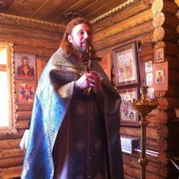 В праздник Благовещения Пресвятой Богородицы в селе Курлек совершена литургия