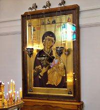 В Томске почтили Иверскую икону Пресвятой Богородицы
