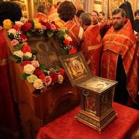 Томск встречает мощи Святителя Николая