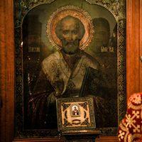 Мощи святителя Николая доставлены в Северск