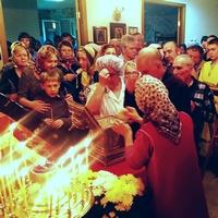 Мощи святителя Николая Чудотворца были принесены в медицинские учреждения Томска