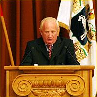 Приветственное слово губернатора Томской области В.М.Кресса на открытии XVII Духовно-исторических Чтений