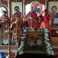 Престольный праздник в Ново-Кусково
