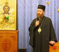 В актовом зале Семинарии состоялся просмотр фильма о Церкви в годы Великой Отечественной войны
