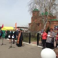 Празднование Дня Победы Восточного Благочиния