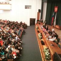 Видеозапись пленарного заседания XXV Кирилло-Мефодиевских чтений