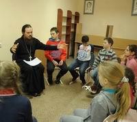 Для прихожан Воскресенской церкви был организован Православный семейный лагерь «Литургия - наша общая жизнь»