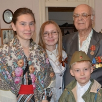 Учащиеся воскресной школы подарили ветеранам концерт
