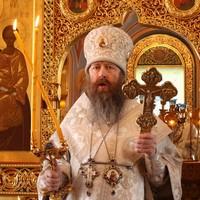 В праздник Вознесения Господня митрополит Ростислав возглавил богослужения в Богоявленском соборе г.Томска