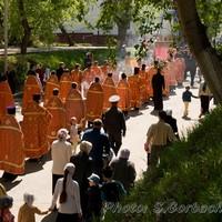 Юбилейные Дни славянской письменности и культуры в Томске увенчаются Крестным ходом и концертом