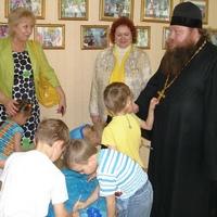 Представитель Томской епархии принял участие в поездке в социально-реабилитационный центр для несовершеннолетних Асиновского района