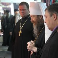 V Международная православная выставка-ярмарка «От покаяния к воскресению России» открылась в Томске