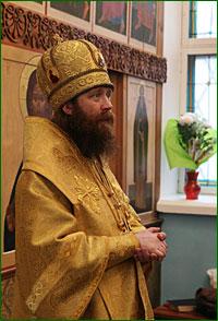 Юбилейные торжества в храме преподобного Сергия