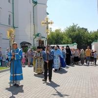 Празднование в честь обретения Казанской иконы Божией Матери