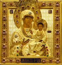 В Томской митрополии начались торжества по случаю обретения чудотворной Богородской иконы Божией Матери