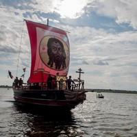 Сибирско-Арктическая православная экспедиция «Атаман Ермак – Князь Сибирский» прибыла в Томск