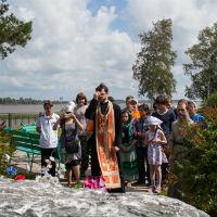 Детская экспедиция «По следам репрессий» в Колпашевскую епархию