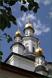 5 июля 2007 г. Томская епархия торжественно праздновала день обретения мощей святаго праведного старца Феодора Томского