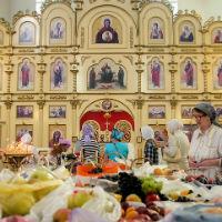Православные христиане отметили праздник Преображения Господня