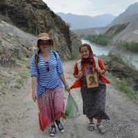 Томичи прошли крестным ходом по горам Алтая