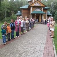 Список с чудотворной иконы Божией Матери принесен в село Кандинка