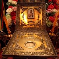 Мощи святителя и чудотворца Николая будут принесены на приходы Томской епархии