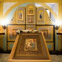В Северске появилась часовня в честь иконы Божией Матери «Взыскание погибших»