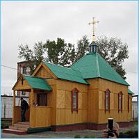 В подростковой воспитательной колонии освящен православный храм Владимирской иконы Божией Матери