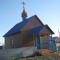 Митрополит Ростислав освятил храм в честь свт. Спиридона Тримифунтского с.Малиновка