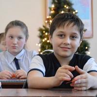 Томским школьникам и их родителям, рассказали о традициях празднования Рождества Христова