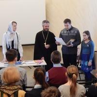 В Богородице-Алексиевском монастыре поздравили призёров олимпиад ПСТГУ