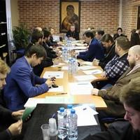 Представитель Томской епархии принял участие в совещании руководителей Координационных центров молодежного служения в Москве