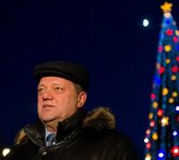 Мэр города поздравил православных томичей Рождеством Христовым