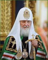 Святейший Патриарх Кирилл направил поздравление с праздником Рождества Христова митрополиту Томскому и Асиновскому Ростиславу