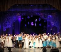 Концерт Рождественского фестиваля (видео)