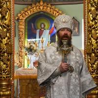 В Неделю по Рождестве Христовом митрополит Ростислав совершил Литургию в Свято-Троицкой церкви  г.Томска