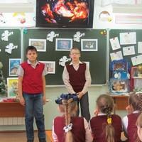 В Шегарской средней школе прошёл праздник в честь Рождества Христова