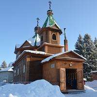 В с.Новорождественское Томского района освящен храм Рождества Христова