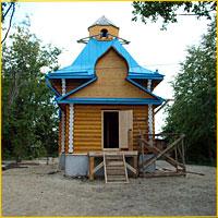Архиепископ Томский и Асиновский Ростислав посетил поселок Зональная Станция Томского района