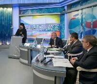 В Совете Федерации состоялись мероприятия XXIV Международныx образовательныx Рождественскиx Чтений