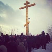У поклонного Креста на Каштаке будет отслужена панихида