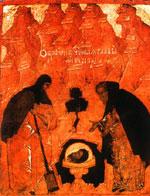 Обретение главы святого пророка, предтечи и крестителя Господня Иоанна - престольный праздник правого придела Петропавловского собора
