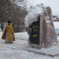 В селе Первомайском совершили панихиду по усопшим в годы гонений
