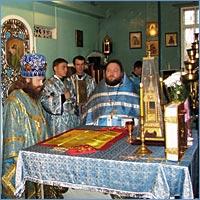 Праздник Покрова Пресвятой Богородицы в Томской Епархии