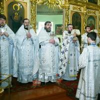 Томский храм отметил семидесятилетний юбилей возрождения церковной жизни