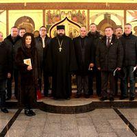 Делегация Министерства финансов посетила Богородице-Алексиевский монастырь