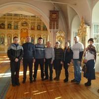 В Воскресенской церкви образовался хор прихожан
