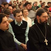 Митрополит Ростислав ответил на вопросы томской молодёжи (фото/видео)